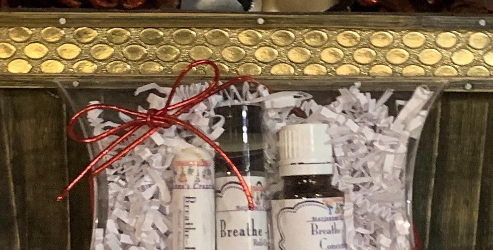 Breathe Ease Care Kit