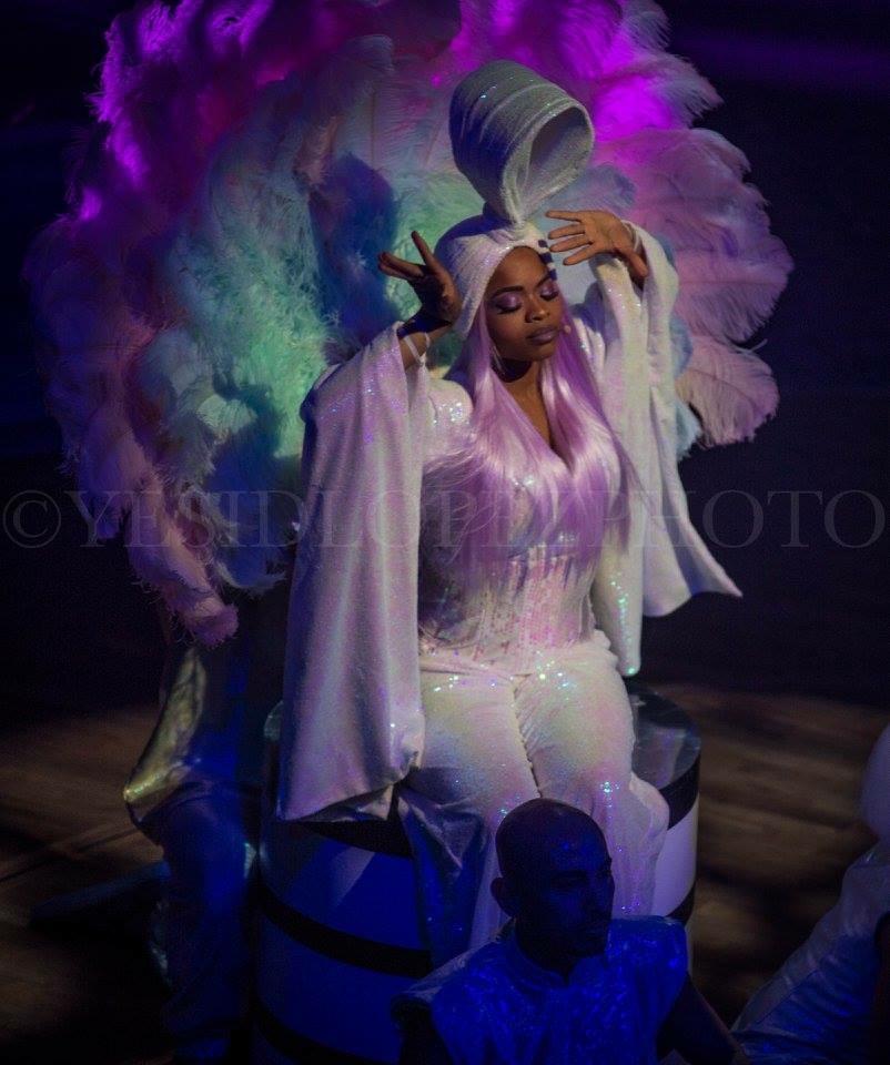 Harmony Sister | Spectra's Cabaret