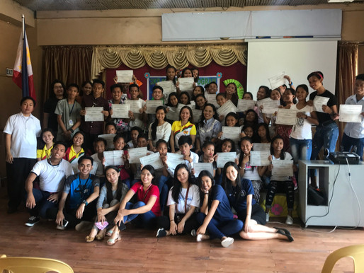 3KB Wellness Culminating Activity Kaayuhan, Kalambuan para sa Kabataang Badjao Wellness Program