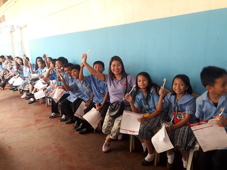 Dental Mission for the 5,200 Students of Don Carlos A. Gothong Memorial National High School