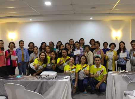 Livelihood and Wellness Seminar for Gothong Southern Seafarer's Families