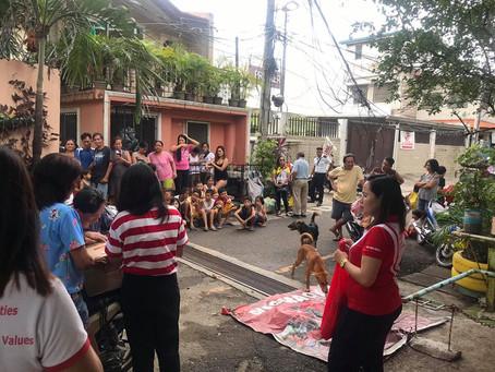 Barangay Gothong Gift Giving Activity