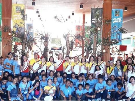 A day at Cebu Safari with Cambagocboc Students