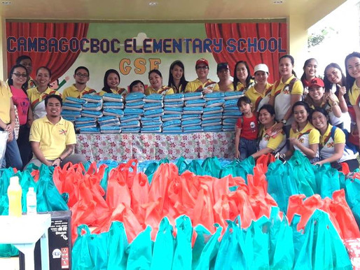 Annual Gift Giving Activity