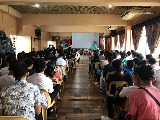 Job Preparation Workshop for the Students of Don Carlos A Gothong Memorial National High School