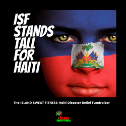 ISF Stands Tall For Haiti