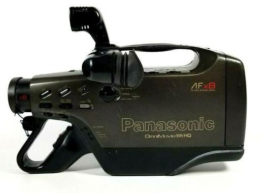 Panasonic PV-7040 VHS Camcorder