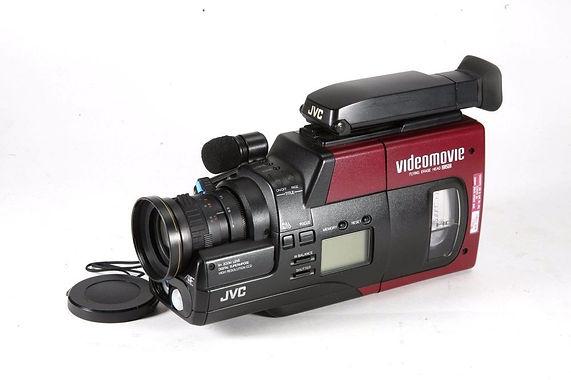 JVC GR-60 VHS-C Camcorder