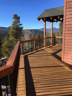 Trex Deck in Conifer