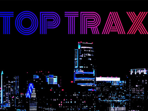 TOP TRAX - 21st June | Synthwave Summer Solstice