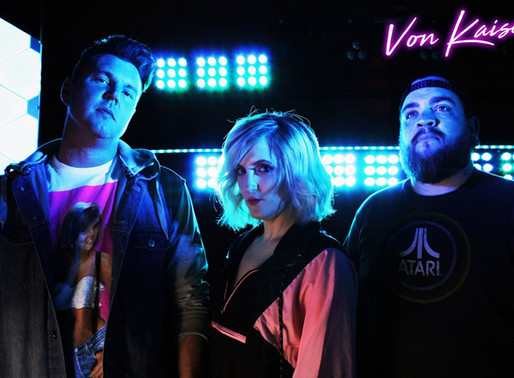 Artist Interview: Let's take a ride to Neon City with Von Kaiser