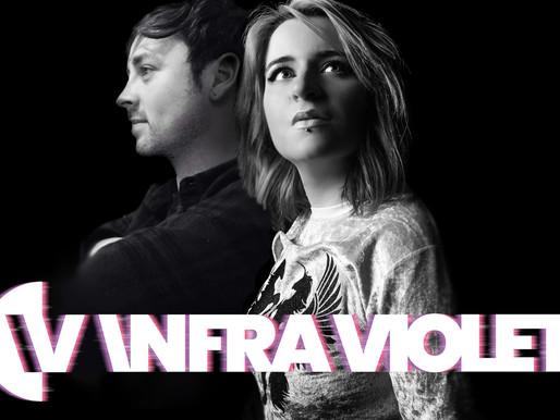 Infra Violet - 'Polaroid' | London