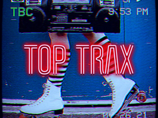 FORGED IN NEON TOP TRAX | 26th July