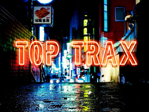 FORGED IN NEON - TOP TRAX | 5th July