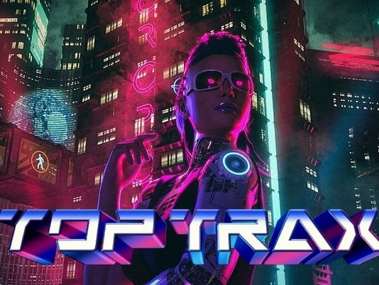 FORGED IN NEON   TOP TRAX - 1009