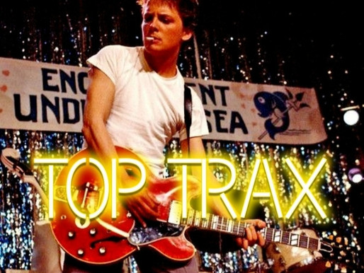 FORGED IN NEON | TOP TRAX - July 12th