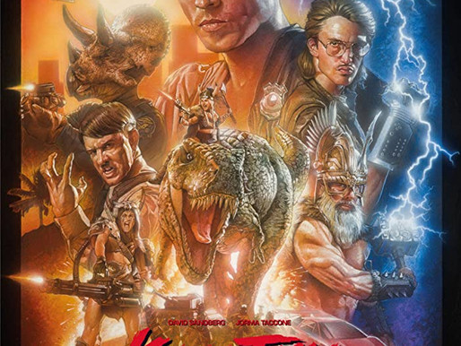 Kung Fury Official Movie