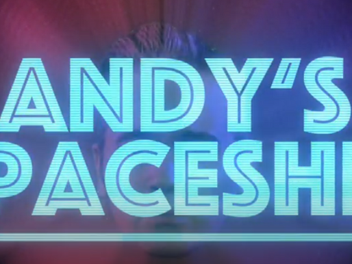 Andy's Spaceship | Beyond Synth - 8th May 2021
