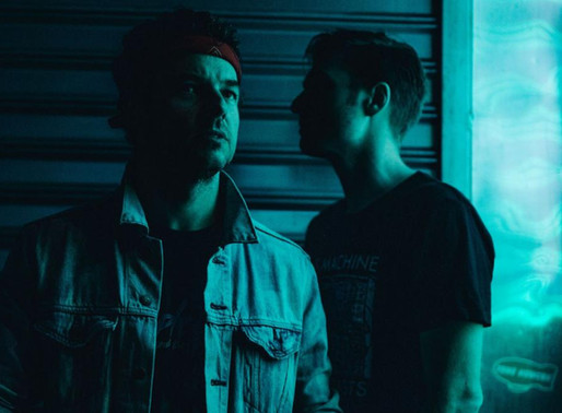 A Midnight Snack - New Single release 'Deep Blue'