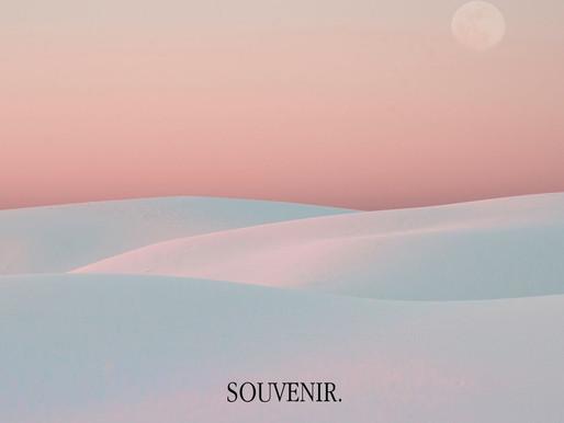 VINCENZO SALVIA - 'Souvenir' EP   A Review