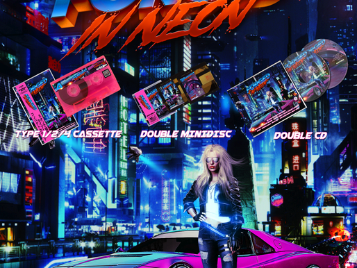 COMING SOON - FORGED IN NEON | A COMPILATION