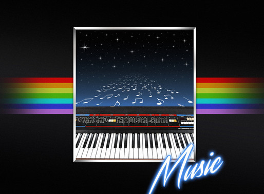 DROID BISHOP - 'MUSIC' | A review