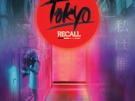 Delta City - 'Tokyo Recall'   A Review
