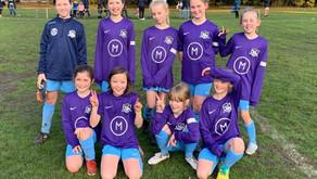 U10 Match Report - by Lois Cox