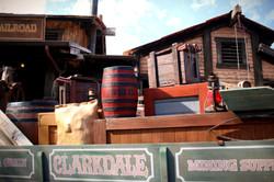 Big Thunder Railroad Walt Disney World R