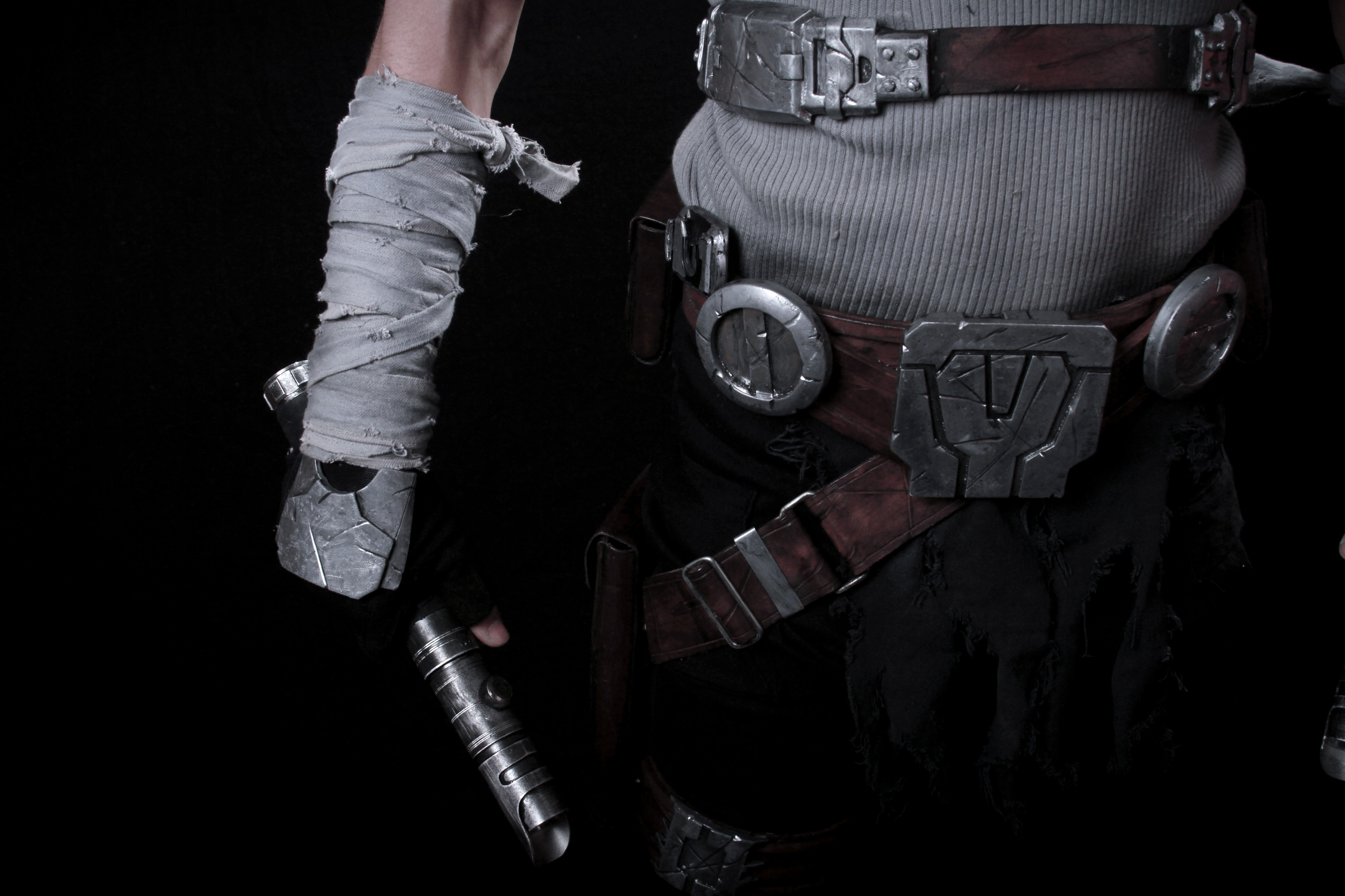 The Force Unleashed 2 Starkiller Arena Armor