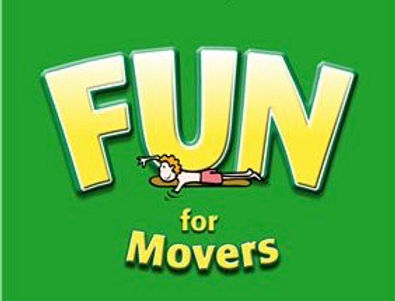Fun For Movers Logo