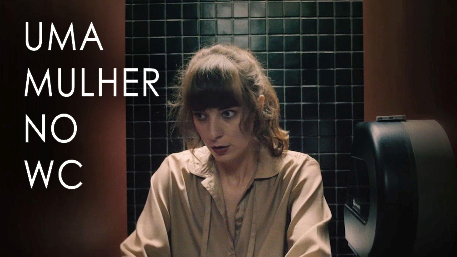 Uma Mulher no WC