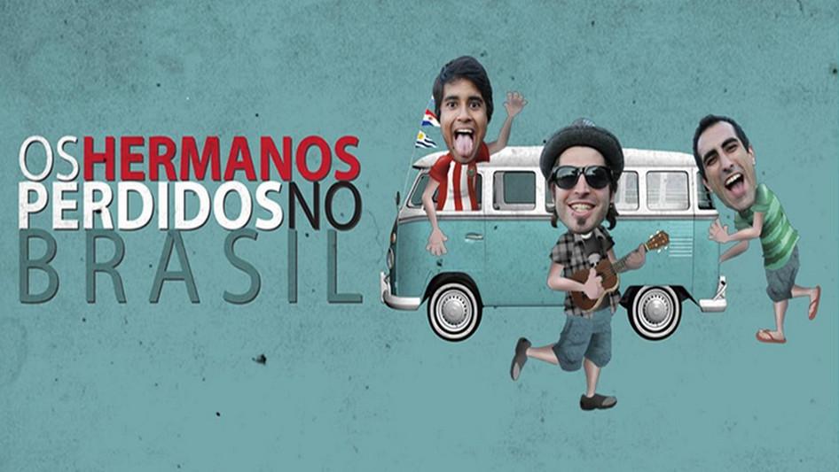 Os Hermanos Perdidos no Brasil - 12 Episódios