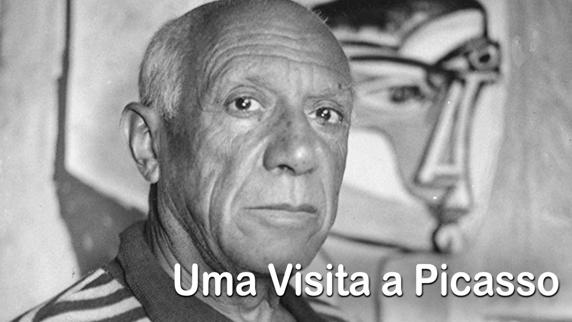 Uma Visita a Picasso