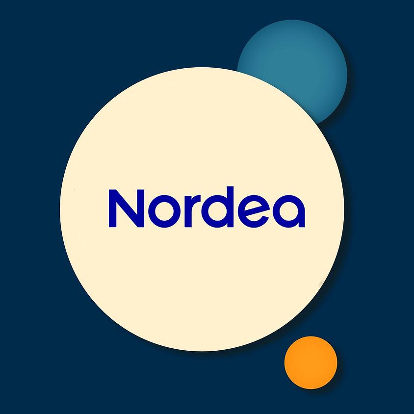 Lunchföreläsning med Nordea Investment Banking