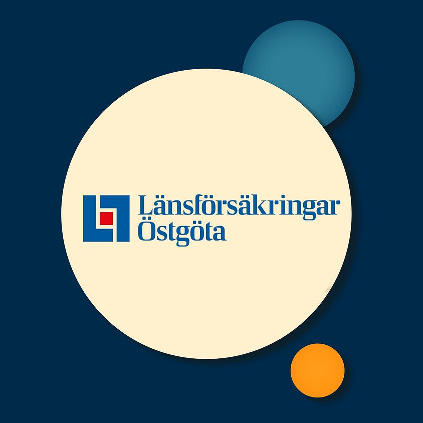 Lunchföreläsning med Länsförsäkringar Östgöta