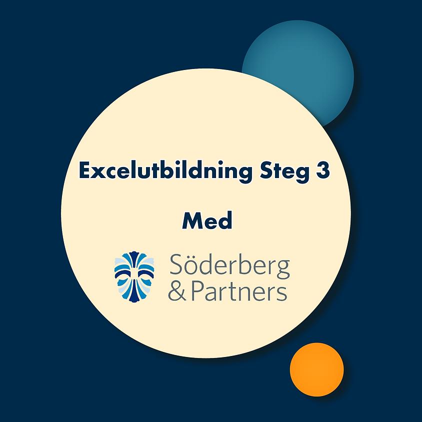 Excelspecial med Söderberg och Partners (Steg 3)