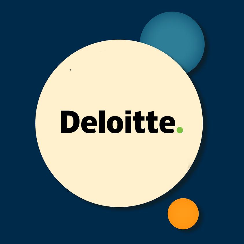 Lunchföreläsning med Deloitte Financial Advisory