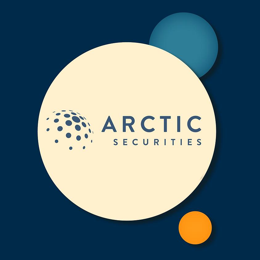 Lunchföreläsning med Arctic