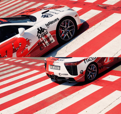 London to Tokyo // Gumball 3000