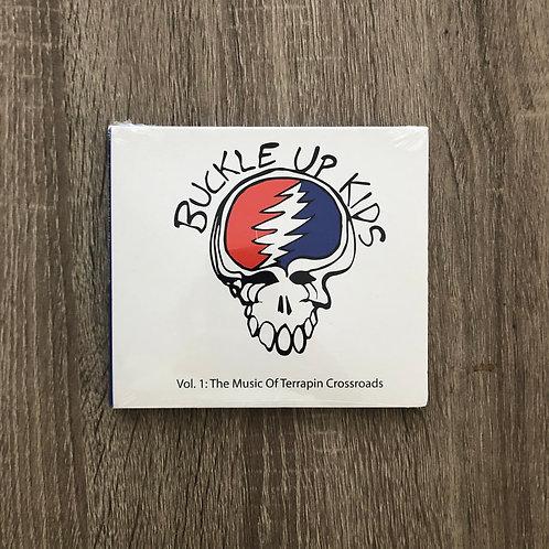 Buckle Up Kids CD