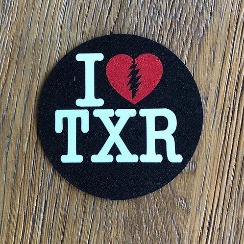I <3 TXR Magnet