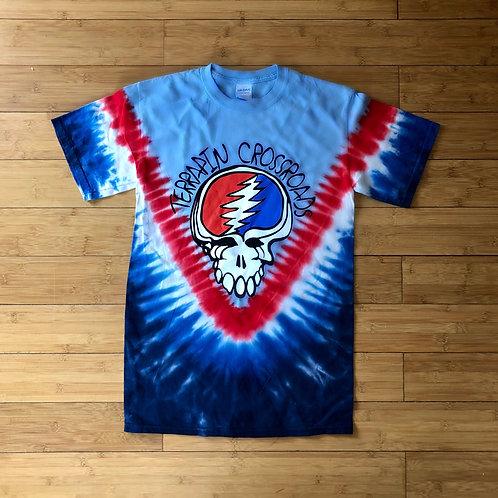 50 Years of Grateful Dead Tie Tye