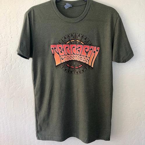 Terrapin Crossroads Compass T Shirt