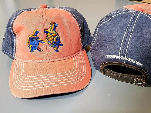Electric Blue Terrapins Hat