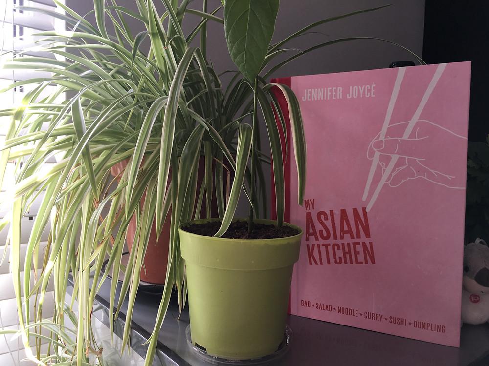 My Asian Kitchen cook book by Jennifer Joyce