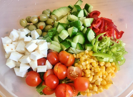 How to build exciting healthy salads