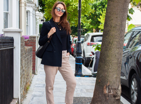 One item, 6 ways of styling it: the linen trouser