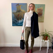 Back to work capsule wardrobe style guide