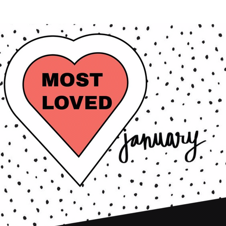 January most loved products